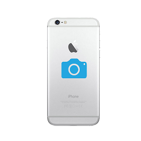 iPhone 6s Byta Bakre Kamera