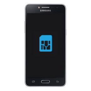 Samsung Galaxy A5 2016 Byta simkortsläsare