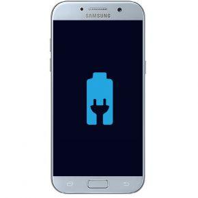 Samsung Galaxy A7 2017 Byta laddkontakt