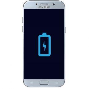 Samsung Galaxy A7 2017 Byta batteri