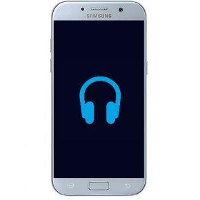 Samsung Galaxy A7 2017 Byta hörlursuttag