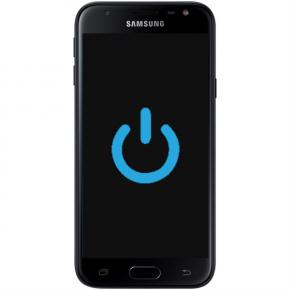Samsung Galaxy J3 2017 Byta strömknapp-flex