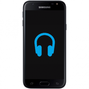 Samsung Galaxy J5 2017 Byta hörlursuttag