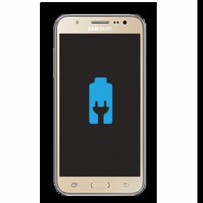 Samsung Galaxy J5 Byta laddkontakt