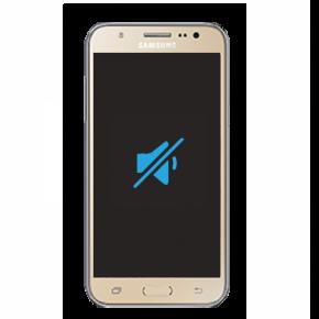 Samsung Galaxy J5 Byta mikrofon