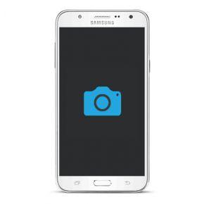 Samsung Galaxy J7 2015 Byta Bakre kamera