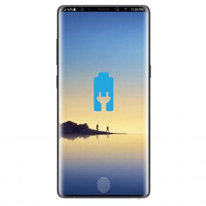 Samsung Galaxy Note 9 Byta laddkontakt