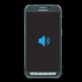 Samsung Galaxy S5 Active Byta högtalare