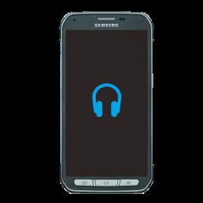 Samsung Galaxy s5 active Byta Hörlursuttag