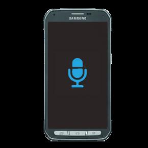 Samsung Galaxy S5 Active Byta Mikrofon