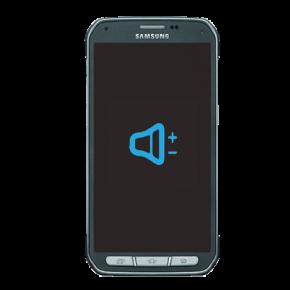 Samsung Galaxy S5 Active Byta volymknapp