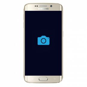 Samsung Galaxy S6 edge Byta främre kamera