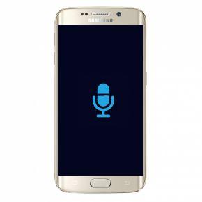 Samsung Galaxy S6 edge Byta mikrofon