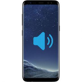 Samsung Galaxy S8 Byta högtalare