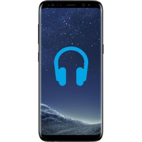 Samsung Galaxy S8 plus Byta hörlursuttag
