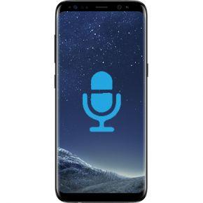 Samsung Galaxy S8 plus Byta mikrofon