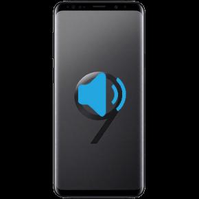 Samsung Galaxy s9 plus Byta högtalare