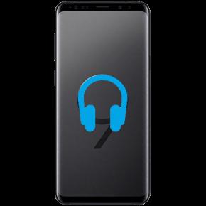 Samsung Galaxy s9 plus Byta hörlursuttag