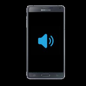 Samsung Galaxy Note 4 Byta högtalare