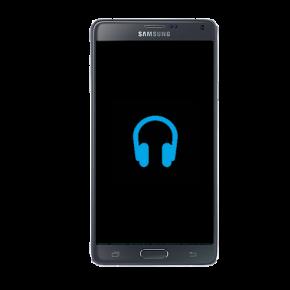 Samsung Galaxy Note 4 Byta hörlursuttag