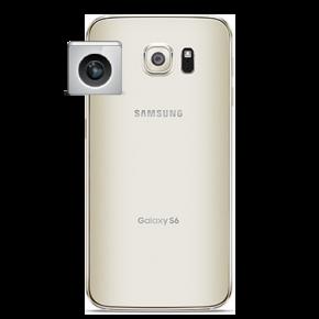 Samsung Galaxy S6 Byta bakre kamera