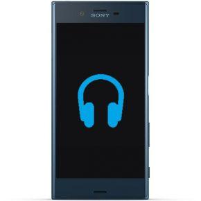 Sony Xperia Xz/XZS/XZS Dual Byta hörlursuttag