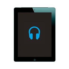 iPad 2,3,4 Byta hörlursuttag