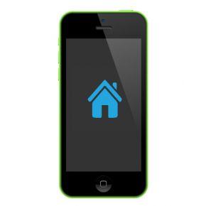 IPhone 5c Byta Hemknapp Med Flex