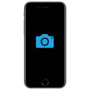 IPhone 8 Byta Främre Kamera