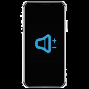 iPhone X Byta Volymknappar med Power Flex