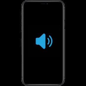iPhone XS Byta högtalare