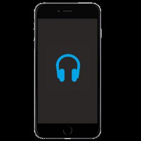 IPhone 6s Plus Byta Hörlursuttag