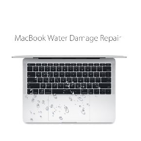 Macbook Vattenskador Reparation