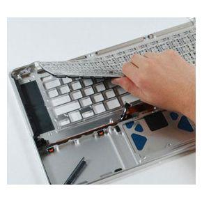 Macbook-tangentbord byte