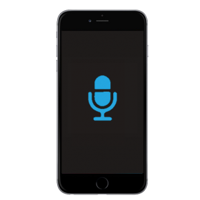 iPhone 6 Byta mikrofon