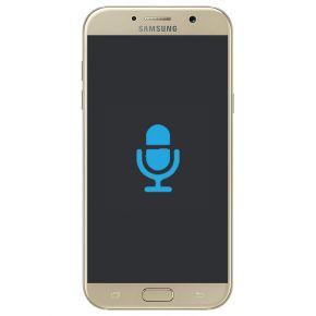 Samsung Galaxy A3 2017 Byta mikrofon
