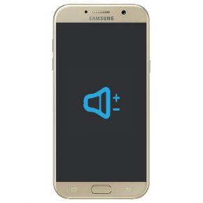 Samsung Galaxy A3 2017 Byta volymknapp-flex