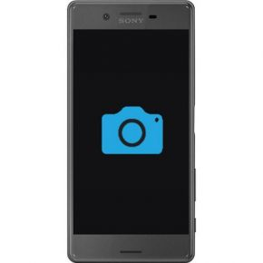Sony Xperia X Compact byta främre kamera
