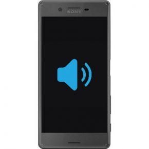 Sony Xperia X Performance Byta högtalare