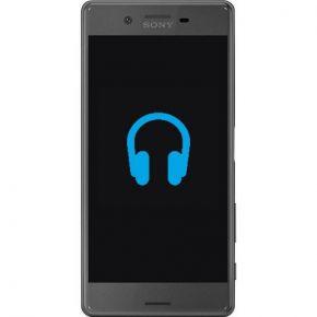 Sony Xperia X Performance Byta hörlursuttag