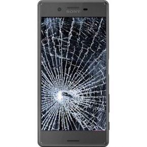 Sony Xperia X Compact byta skärm