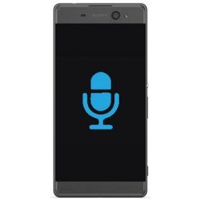 Sony Xperia XA Byta mikrofon