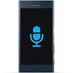 Sony Xperia Xz/XZS/XZS Dual Byta Mikrofon