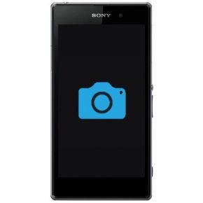 Sony Xperia Z1 Byta främre kamera