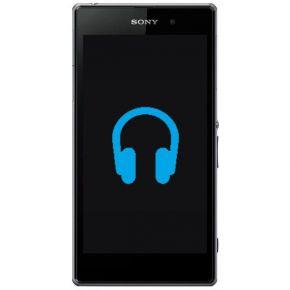 Sony Xperia Z1 Byta hörlursuttag