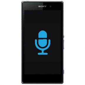 Sony Xperia Z1 Byta mikrofon
