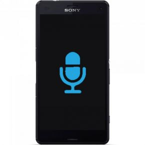 Sony Xperia Z3 Compact Byta mikrofon
