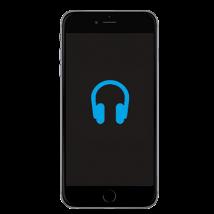 iPhone 6 Byta hörlursuttag